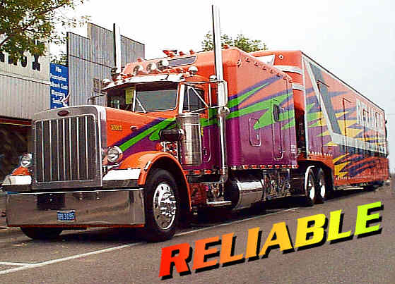 truck pictures reliable. Black Bedroom Furniture Sets. Home Design Ideas